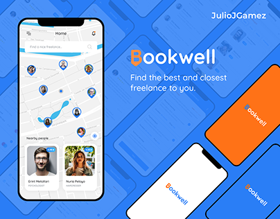 Bookwell. Find the best and closest freelance to you.
