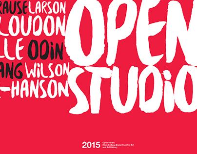 Open Studio Catalogue