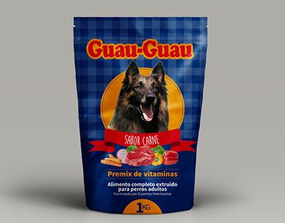 Packaging Guau-Guau