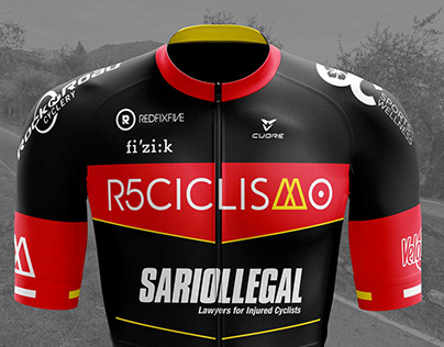 R5Ciclismo 2019 Team Clothing