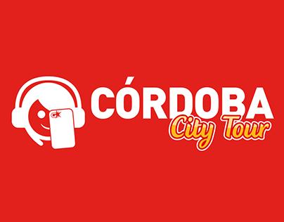 Diseño de imagen de marca para Cba City Tour. Argentina