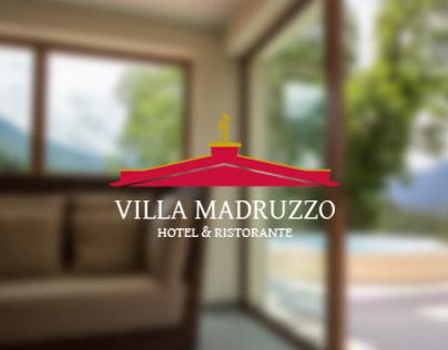 Hotel & Restaurant Villa Madruzzo Website