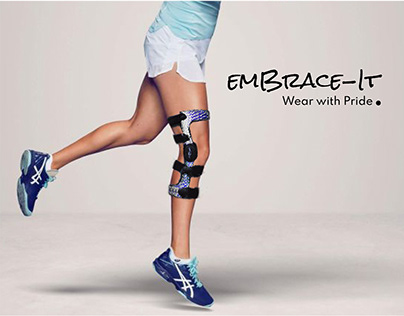 EmBrace-It - Skin Design for Knee Braces