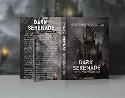 DARK SERENADE BOOK COVER DESIGN