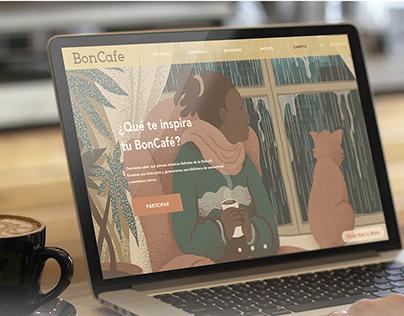 BonCafe ecommerce
