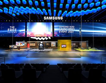 SAMSUNG - QLED LAUCHING EVENT 2021