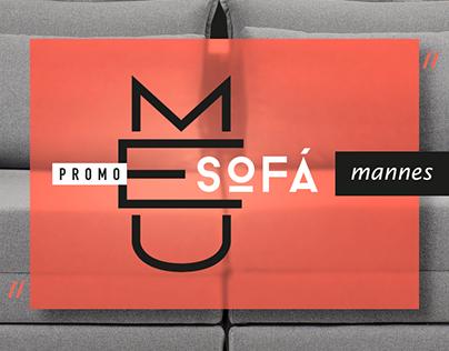 Mannes - Promo Meu Sofá