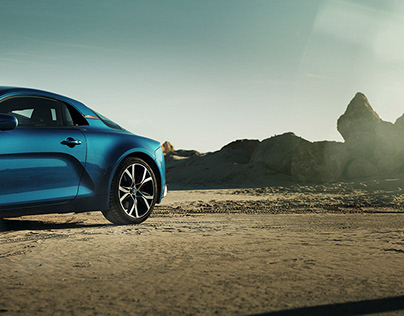 ALPINE A110 - The Art of Driving
