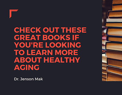 Great Books on Healthy Aging