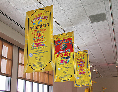 Exhibit Banners