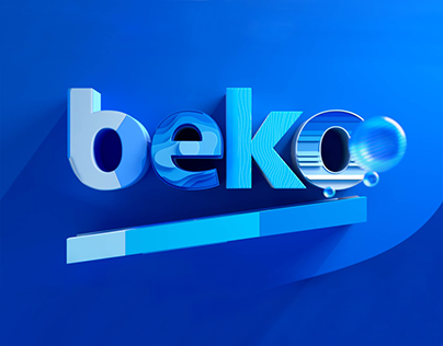 Beko // 3D Logo