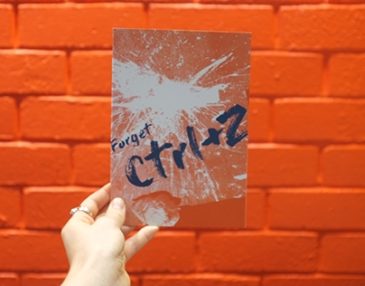 Forget Ctrl+Z Brochure