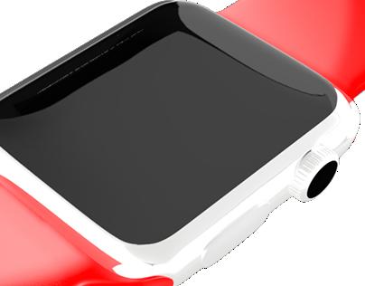 Apple Watch 3DMax
