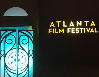 Atlanta Film Festival 2015 Opening Spot: Stop motion