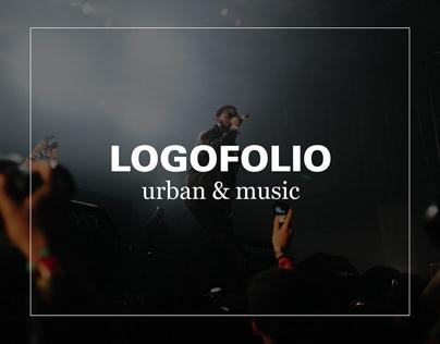 Logofolio: Urban & Music