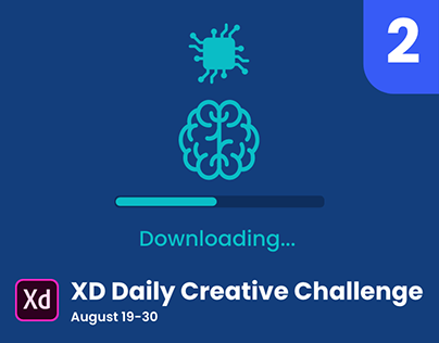 XD Daily Creative Challenge – Day 2