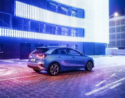 Kia Ceed 2019 Hatchback