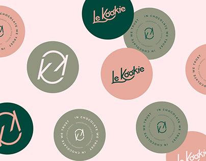 Le Kookie - BRANDING