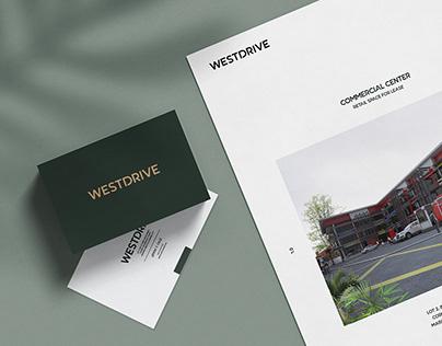 WESTDRIVE | Brand Identity