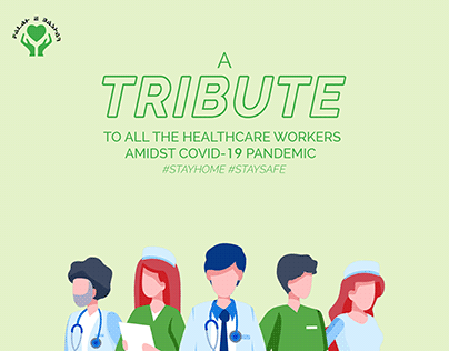 Tribute to Healthcare workers
