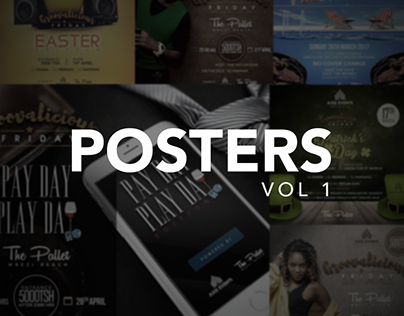 Posters Vol.1