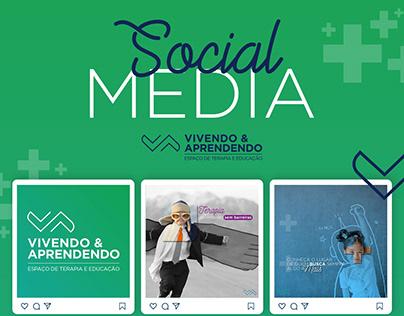 Social Media | Vivendo & Aprendendo
