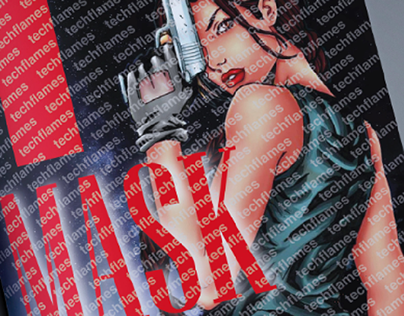Mask Niko Fate Title cover