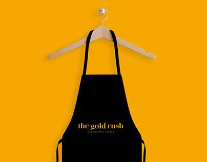 Identidade Visual The Gold Rush