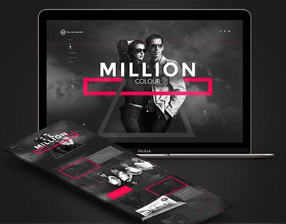Million Colour Web | Kuala Lumpur