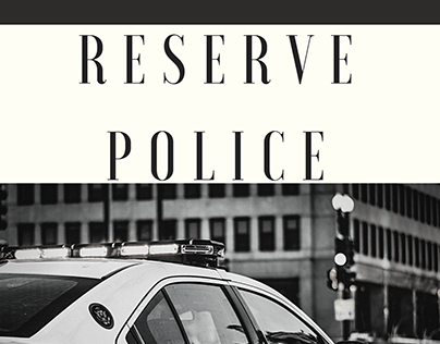 The benefits of reserve police officers