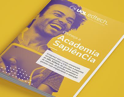 UOL Edtech   Academia SapiênCia (2019)