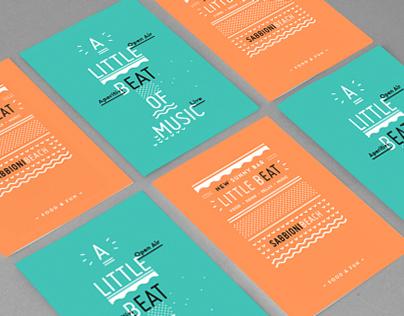 Little Beat Bar - Flyers