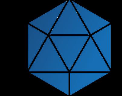 Логотип и визитки для Intertek