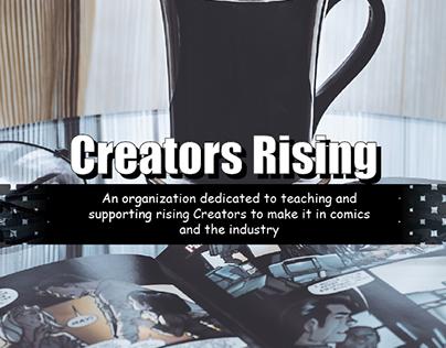 SENIOR CAPSTONE: Creators Rising