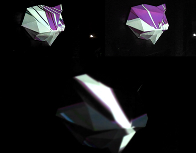3D object mapping experiment