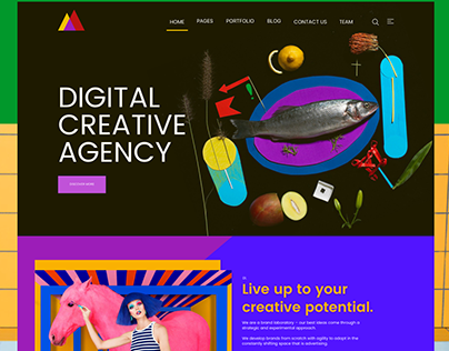 Mago Digital Creative Agency