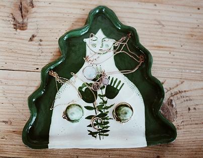Zielona cycolina