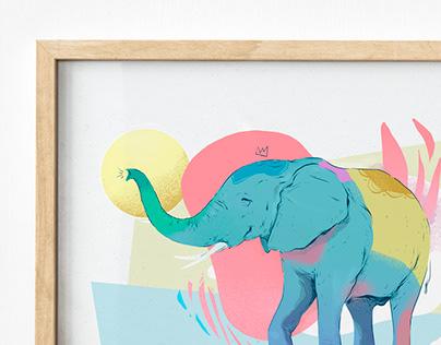 Rey Elefante