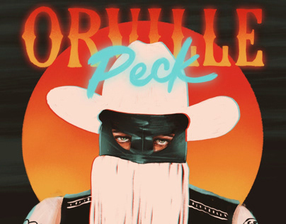 Orville Peck- Poster