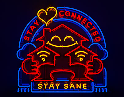Stay Connected - Stay Sane