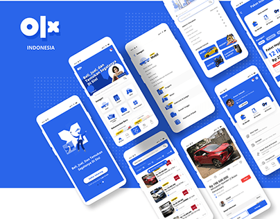 OLX Redesign Concept