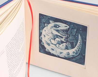 Book of beasts | degree project