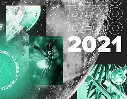 Studio Demo Reel 2021