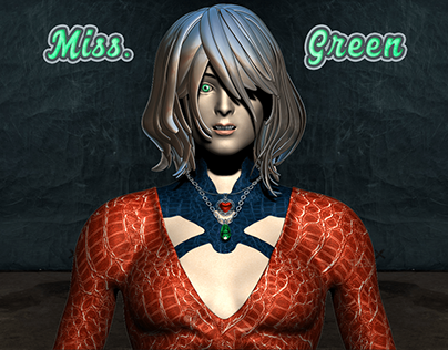 Miss. Green