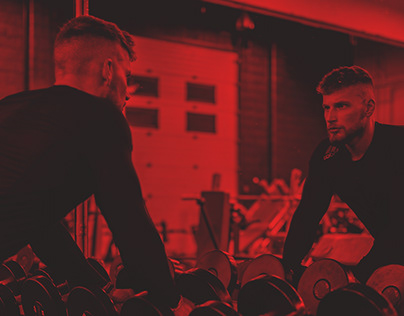 Muscle & Fitness Website Redesign