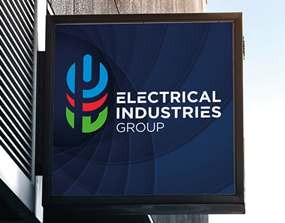 Branding » Electrical Industries Group