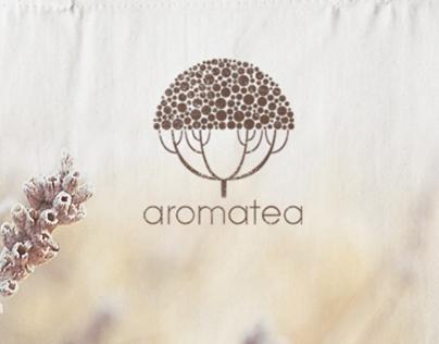 Aromatea Branding