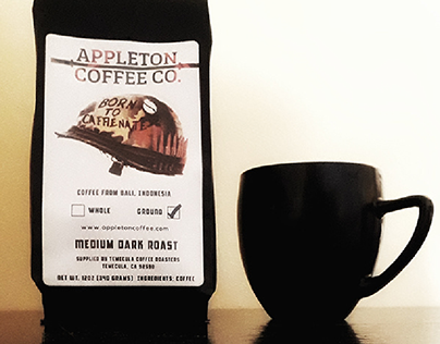 Appleton Coffee Co. - Born To Caffeinate