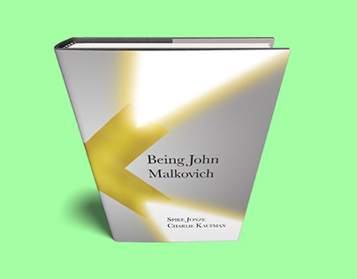 Being John Malkovich Book Jacket