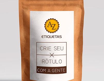 Projeto AZ Etiquetas